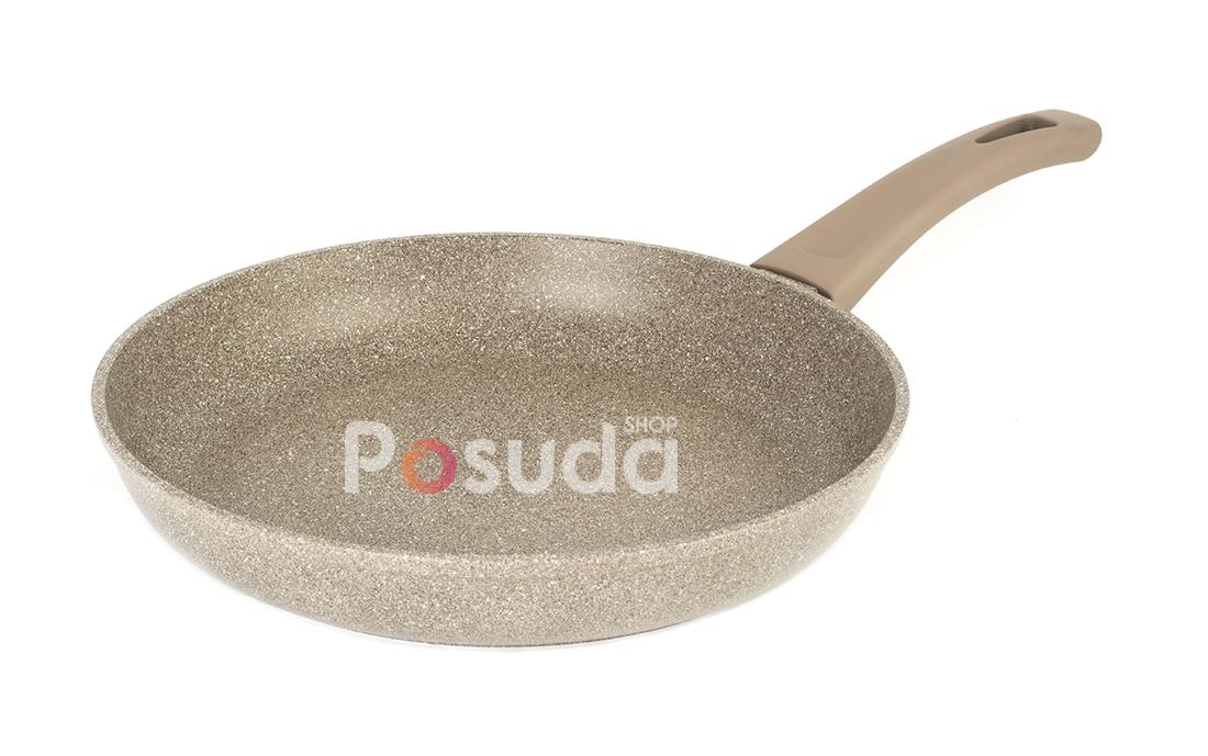 Сковорода з антипригарним покриттям Біол Оптима-Декор 24 см 24047П