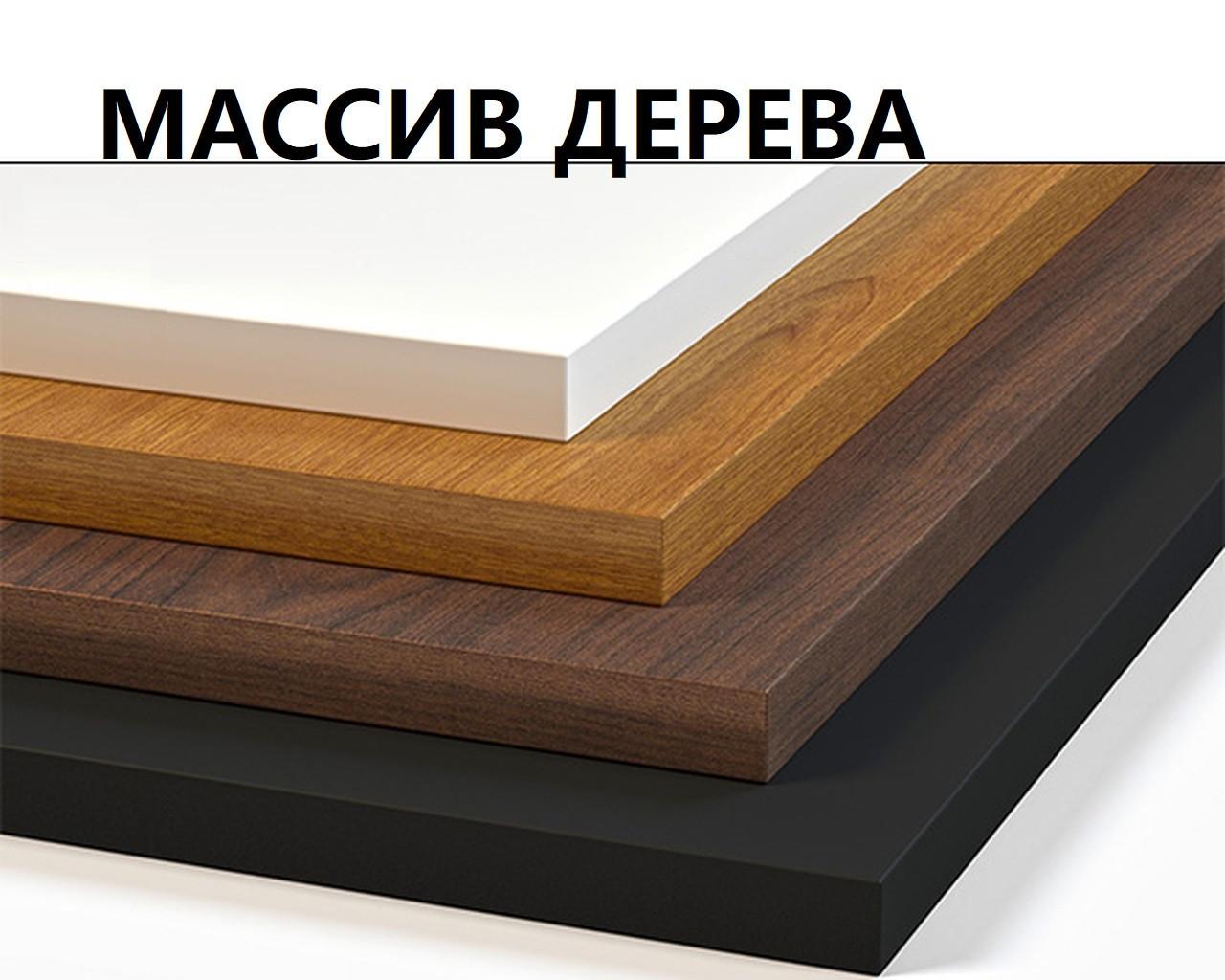 Деревянная столешница из массива натурального ясеня