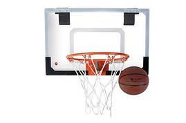 Баскетбольный щит с кольцом и сеткой PURE2IMPROVE Fun Hoop Classic P2I