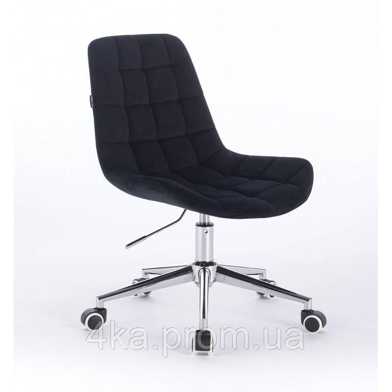Косметичне крісло HROVE FORM HR590K велюр