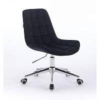 Косметичне крісло HROVE FORM HR590K велюр, фото 1