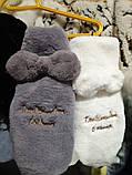 Рукавички теплі, фото 2