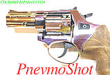 "Револьвер під патрон Флобера Ekol Viper 3"" chrome (дер), фото 3"