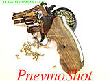 "Револьвер під патрон Флобера Ekol Viper 3"" chrome (дер), фото 9"