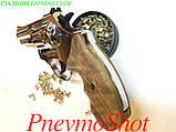 "Револьвер під патрон Флобера Ekol Viper 3"" chrome (дер), фото 4"