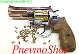 "Револьвер під патрон Флобера Ekol Viper 3"" chrome (дер), фото 10"