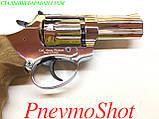 "Револьвер під патрон Флобера Ekol Viper 3"" chrome (дер), фото 8"