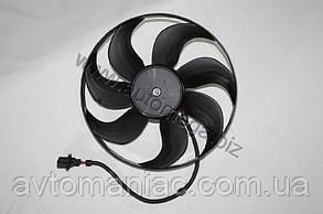 Вентилятор радиатора Volkswagen BORA, GOLF, JETTA, POLO, Skoda FABIA, OCTAVIA, ROOMSTER, Audi A3