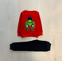 Детский костюм Халк на рост 86-128 см