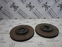 Передний тормозной диск mercedes-benz w251 r-class, фото 1