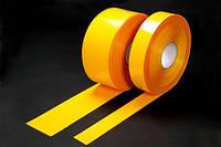 Лента разметочная, самоклеющаяся PermaStripe®, желтая