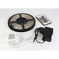 Светодиодная лента LED RGB лента комплект 3528