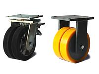 Как правильно подобрать колесную опору и рассчитать ее грузоподъемность