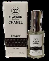 Тестер мужской CNL Egoiste Platinum, 35 мл