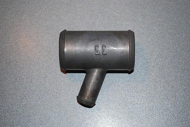 Тройник (алюминиевый сплав) 35*35*16