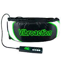 🔝 Пояс для похудения массажный Vibroaction (Виброэкшн), вибромассажер,  , Вібраційні пояси