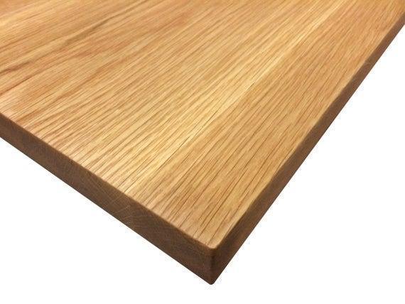 Деревянная столешница на кухню из массива