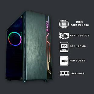 Игровой Компьютер intel core i5 4590+ 8gb ddr3 + GTX 1060 3gb