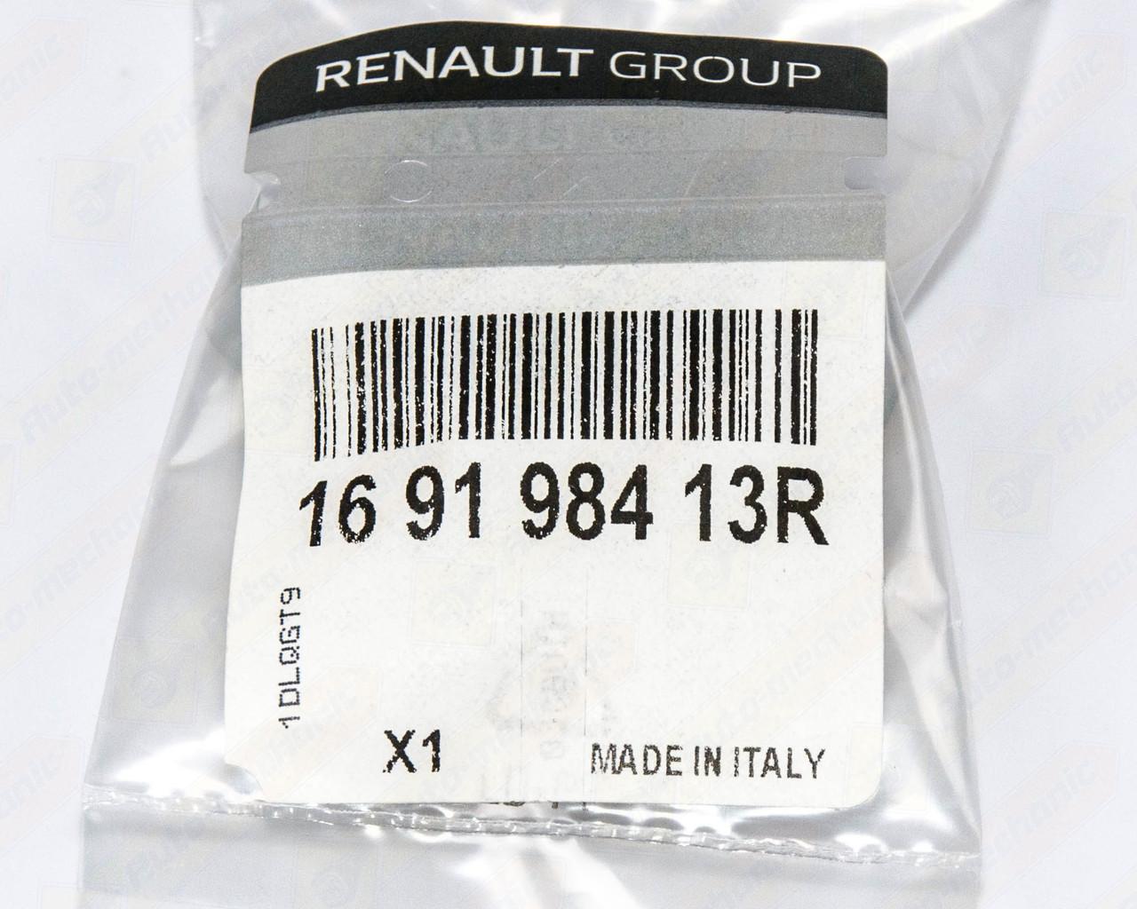 Фильтр топливный LPG на Renault Clio IV 2012-> — Renault (Оригинал) - 169198413R