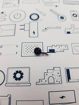 Микрофон Doogee T5s черный Сервисный оригинал с разборки