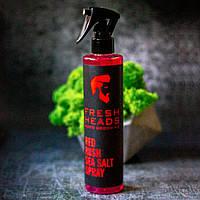 Fresh Heads Men's Grooming Red Rush sea salt spray - Солевой спрей для волос