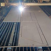 Фигурная резка листового металла, фото 1