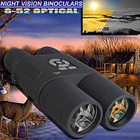 Прибор ночного видения B8X 8X52 мм бинокль цифровой