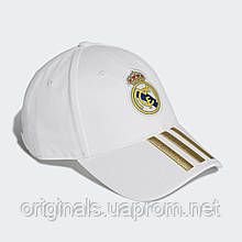 Футбольная кепка adidas Real Madrid 3-Stripes Cap DY7720 2020