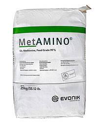 Аминокислота Метионин кормовой 99% (фасовка 25 кг), кормовая добавка
