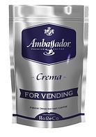 Кофе растворимый Ambassador Crema для торгових автоматов 200 г