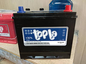 Topla TOP Japan 6СТ-60  Автомобильный аккумулятор, фото 2