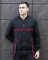"Мужская демисезонная   куртка Bomber ""3 sentyabrya"""