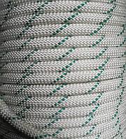 Шнур капроновый статический альпинистский 8 мм, 50 м