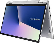 """Ноутбук Asus UM462DA-AI024 (90NB0MK1-M02240); 14"""" FullHD (1920x1080) IPS LED глянцевый сенсорный / AMD Ryzen 7 3700U (2.3 - 4.0 ГГц) / RAM 8 ГБ / SSD, фото 3"""