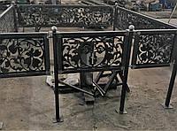 Изготовление оградок, столов, стульев, фото 1