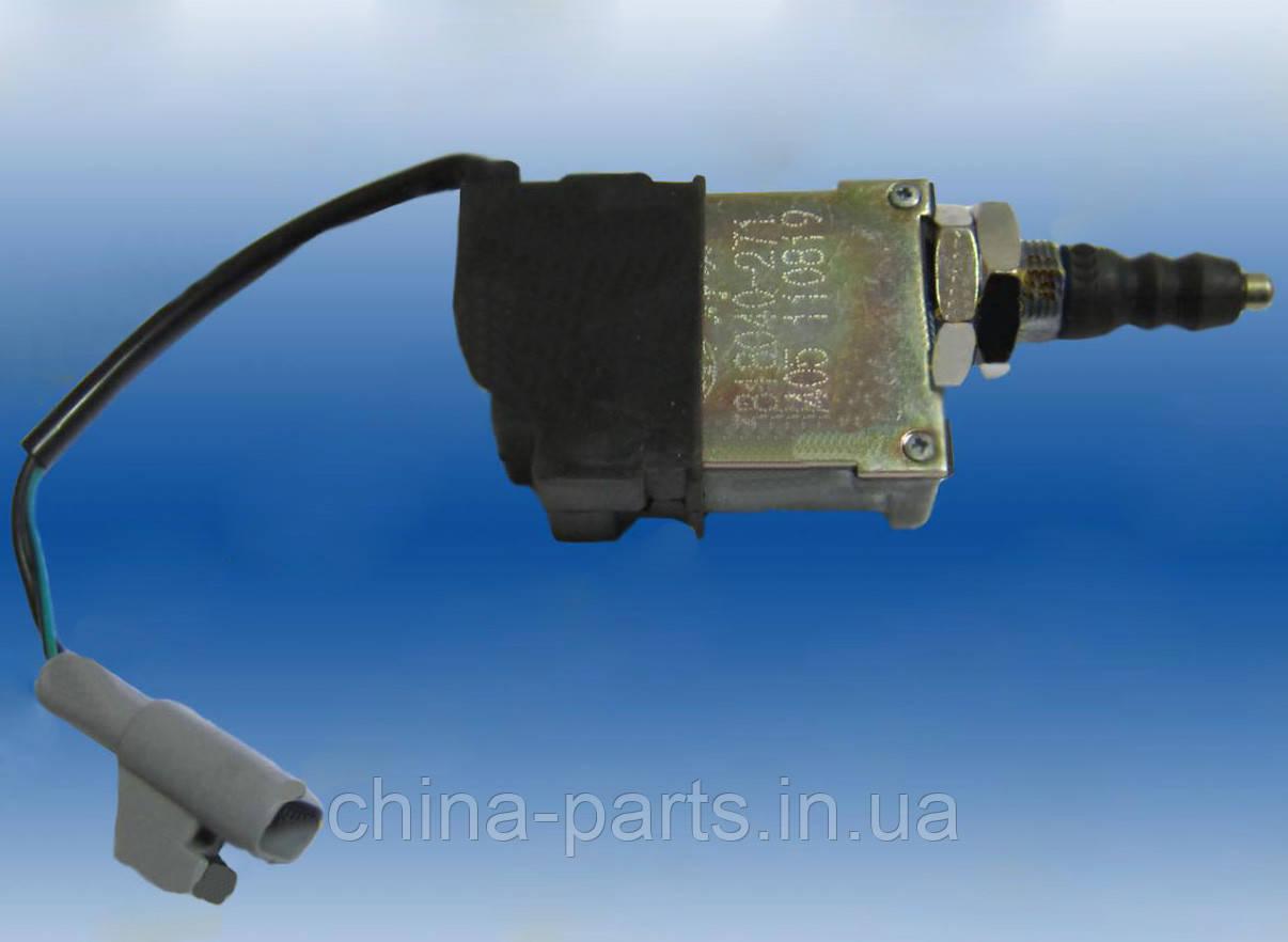 Выключатель опрокидывания кабины в сборе CA6DL2-24V FAW 3818040-271#запчастиFAW