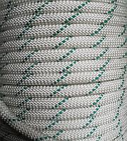 Шнур капроновый статический альпинистский 10 мм, 50 м