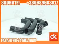Патрубок радиатора МОСКВИЧ 2140 (к-т 4шт)