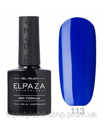 Гель-лак Elpaza Classic 113 (Край света) 10 мл