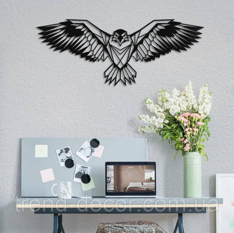 Декоративне металеве панно Орел