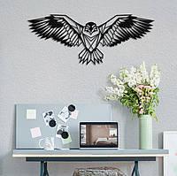 Декоративное металлическое панно Орел, фото 1