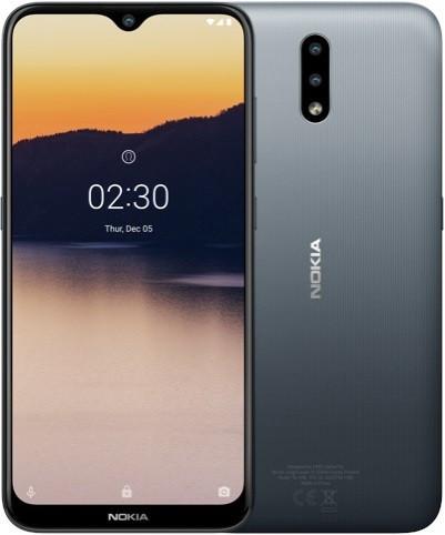 Смартфон Nokia 2.3 2/32GB Dual Sim Charcoal