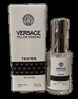 Тестер женский Versace Yellow Diamond, 35 мл