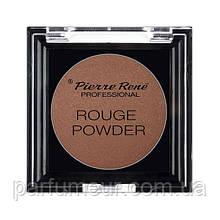 Pierre Rene Rouge Powder Румяна 06 тон Woody Light