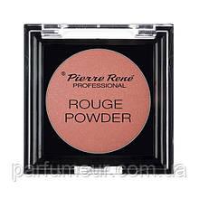 Pierre Rene Rouge Powder Румяна 07 тон Rusty Cheek