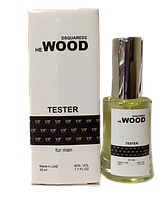 Тестер мужской  VIP Dsquared2 He Wood, 35 мл