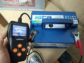 ISTA 6СТ-60 Аз 7 SERIES Автомобильный аккумулятор, фото 2