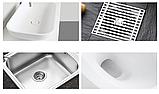 Мощный очиститель для мойки и слива WILD Tornado Sink & Drain Cleaner | от засора слива раковины и канализации, фото 9
