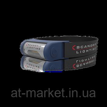 Светодиодный аккумуляторный налобный фонарик SCANGRIP I-VIEW