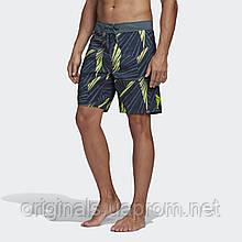 Пляжные шорты Adidas Graphic Tech FJ3919 2020